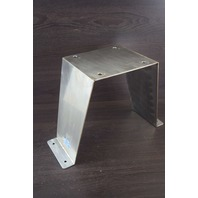 Universal Outboard Kicker Plate Fits Motors Up To 15 HP 17-1/4 x 8 x 11-7/8""