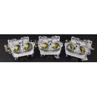 REBUILT! 1991 Johnson Evinrude Carburetor Set 433809 335829 150 175 HP NO BOWLS