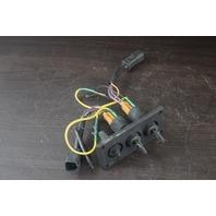 Johnson Evinrude Ignition Choke Switch Bezel 125316