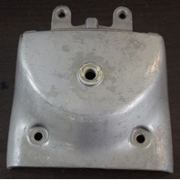 Volvo Penta Bearing Cover Stamped With 3852291
