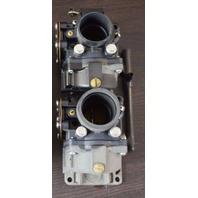 REBUILT! 1997-2001 Johnson Evinrude Port Carburetors 439208 437540 115 HP V4