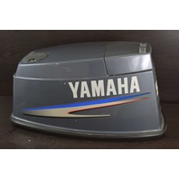 LIKE NEW! 2002 & UP Yamaha Top Cowling Engine Cover Hood 62X-42610-60-4D 50 HP