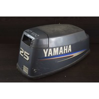 2004 & UP Yamaha Top Cowl Hood Cowling Cover 6L2-42610-80-4D 25 HP 2 cylinder