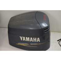 2002 & UP Yamaha Top Cowling Hood Engine Cover 64C-42610-50-4D 150 HP V6
