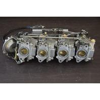 REFURBISHED!  Yamaha Carburetor Set C# 64J20 9KJ & 64J20 9KG 50 HP