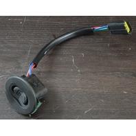 2015 Mercury Round Bezel Power Trim Switch 8M0037225 150 HP 4 stroke Inline 4