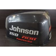 1998 Johnson Evinrude Ficht Faststrike Cover Hood Top Cowling 439566 150 175 HP