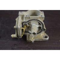 CLEAN! Mercury Carburetor Body WMC-4 15 18 20 25 HP