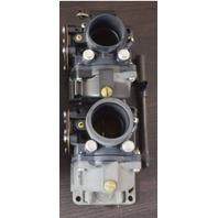 REBUILT! 1986-87 Johnson Evinrude STBD Carburetor Bodies 397571 C# 397340 140 HP