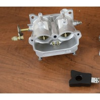 REFURB! 1989-1990 Johnson Evinrude Mid/Lower Carburetor NO BOWL 432119 150 175HP