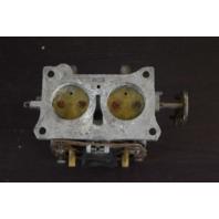 REBUILT! 1988-1990 Johnson Evinrude Bottom Carburetor NO BOWL 432126 88 90 HP