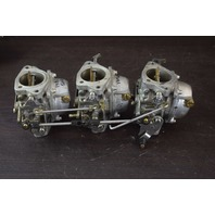 REBUILT! 1984-1988 Yamaha Carburetor Set 6H5-14301-06-00 6H5-14302-06-00 50 HP