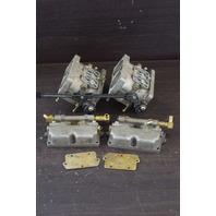 REBUILT! 1978-1990 Mercury Top & Middel Carburetors WH-46 9242A42 9242A43 200 HP