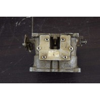 "REFURBISHED! Johnson Evinrude Carburetor NO BOWL C# 334331 1-1-4"" Bore V6"