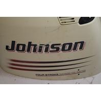 2003-04 Johnson Evinrude Top Cowl Cowling Cover Hood 5035966 90 115 HP 4-Str EFI