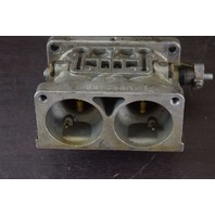 REFURBISHED! 1978-1985 Mercury Middle Carburetor Body 7563A3 WH-9 WH9 150 HP V6