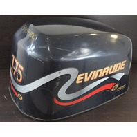 1998 Johnson Evinrude Ficht Faststrike Cover Hood  Cowling 439566 150 175 HP V6