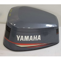 2002 & Later Yamaha Top Cowling Cowl Hood Cover 6N6-42610-80-4D 115 HP V4