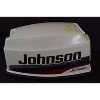 Johnson Evinude JET POWER Top Cowl Cowling Cover Hood  18 25 HP 2 Cylinder