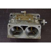REFURBISHED! 1978-1985 Mercury & Mariner Top Carburetor 7563A3 WH-9 WH9 150 HP V6