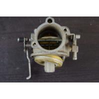 CLEAN! Force Carburetor Body F632061-1 632061-1 WE-18 WE 18-2 85 HP 3 Cyl