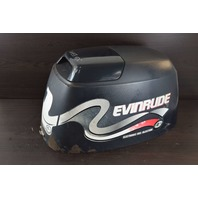 1999 Johnson Evinrude Hood Cowling Engine Cover 5031145 70 HP 4 stroke Inline 4