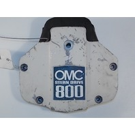 OMC Sterndrive Exhaust Cover Cap 981098 800 Series