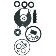 NEW! 1977-2006  Sierra Lower Unit Seal Kit 18-2624 rep Mercury 85090A2 8-25 HP