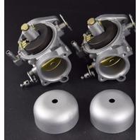 REBUILT! Unknown Years & HPs Tillotson Chrysler Carburetor Set WB-1C WB1C
