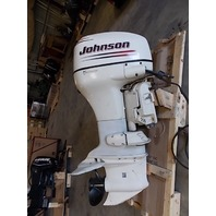 2006 Johnson XL 90 HP Saltwater Edition Outboard Complete Running Engine