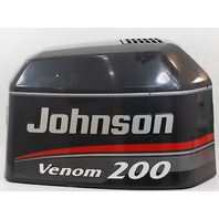 Johnson Evinrude 200 Venom Hood Engine Cover 1997 200 225 HP 285028