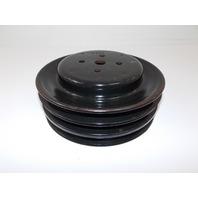 Mercruiser Water Pump Pulley 3 Groove 19692 1987-2000