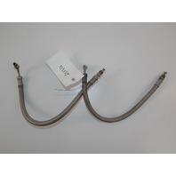 Mercruiser Trim Cylinder Hose Port STBD Set 99904 99904Q 1983-2006