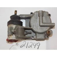 Johnson Evinrude Choke Solenoid and Fuel Bowl  1973-1978 25 35 HP 385554 322299
