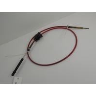 Johnson Evinrude Control Cable 987665 / 8-169 / 4'