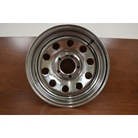 "New Steele Trailer Rim  14"" x 6"" Max Load Unknown Ranger Rim?"