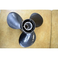 Johnson Evinrude Suzuki Mercury Used Aluminum Propeller 16 x 13 3 Blade No Hub