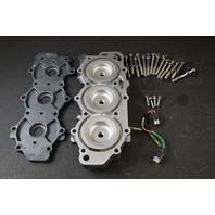 1995-06 & UP Yamaha Cylinder Head & Cover 63D-11111-00-94 63D-11191-00-9M 40 50