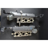 2002-07 & UP Honda Intake Manifold Set 18120-ZY3-010ZA 18110-ZY3-010ZA 200 225 HP