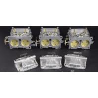 REBUILT 1984-85 Johnson Evinrude Carburetors 393773 C# 330134 150 175 185 235 HP