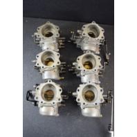 REFURBISHED! 1996 Yamaha Carburetor Set 62J-14100-02-00 62J-14301-02-00 225 HP