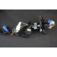Suzuki Outboard Ignition Key Plate & Harness 8 Pin Harness