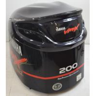2006 & UP Yamaha VMAX HPDI Top Cowl Hood Cowling 6P5-42610-01-NA 200 225 250HP