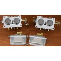 REBUILT! 1978-79 Johnson Evinrude Carburetor Set 388862 C# 323352 85 100 115 140