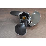 NOS! Mercury Black Max Aluminum Propeller 897614A10 8-9/10 x 7.5 8 9.9 HP 4-Str