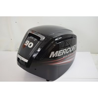LIKE NEW! 2015  Mercury Hood Engine Cover Cowling 8M0087994 90 HP 4 stroke
