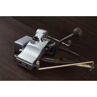 1990-1992 Yamaha Tiller Handle Bracket & Key Switch 6H4-42121-10-EK 50 HP