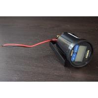 Uniden QT-206 Digital Depth Finder Thru-Hull Transducer