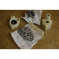 Mercury Water Pump Housing Kit with Impeller 18-3316 which also fits 46-78400A2