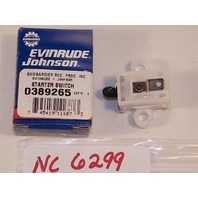 NEW Johnson Evinrude Neutral Start Switch Assy. 389265 1979-2001 10-300HP